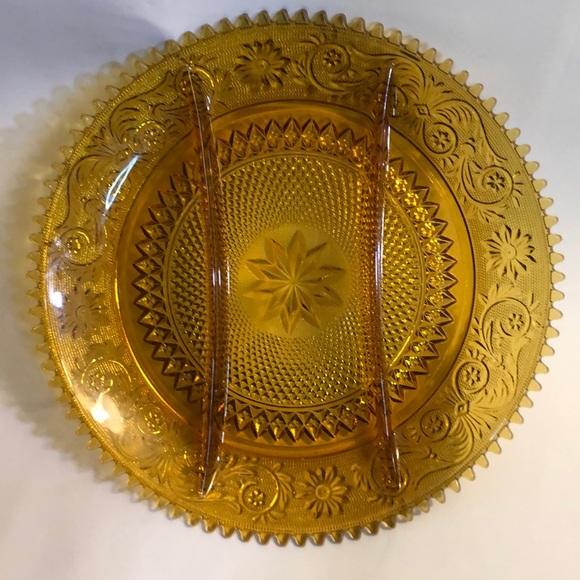 Vintage Stunning Tiara Exclusive Serving Platter
